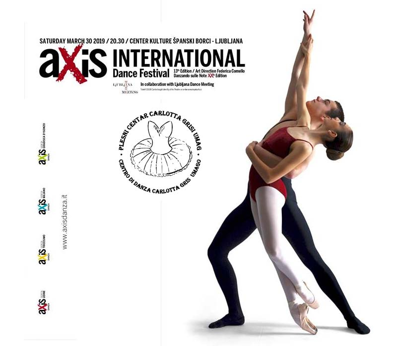 axis international dance festival